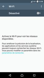 Sony Xperia XZ - Wifi - configuration manuelle - Étape 4