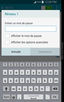 Samsung N915FY Galaxy Note Edge - WiFi et Bluetooth - Configuration manuelle - Étape 7