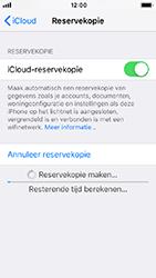 Apple iPhone 5s - iOS 12 - toestel resetten - back-up maken met jouw account - stap 15