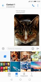 Huawei P Smart - Contact, Appels, SMS/MMS - Envoyer un MMS - Étape 18