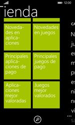 Nokia Lumia 635 - Aplicaciones - Descargar aplicaciones - Paso 8