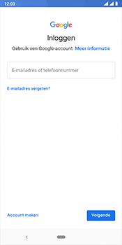 Nokia 3-1-plus-dual-sim-ta-1104-android-pie - Applicaties - Account aanmaken - Stap 5