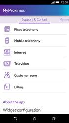 HTC One M9 - Applications - MyProximus - Step 23