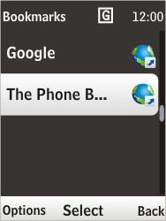 Nokia 6303i classic - Internet - Internet browsing - Step 9