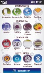 LG GD900 Crystal - MMS - Afbeeldingen verzenden - Stap 2