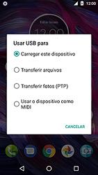 Motorola Moto X4 - Conexão com pc - Transferir dados do telefone para o computador (Windows) - Etapa 10
