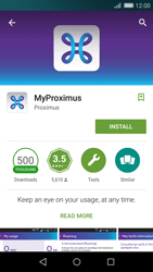 Huawei P8 Lite - Applications - MyProximus - Step 7