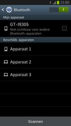 Samsung I9305 Galaxy S III LTE - Bluetooth - Headset, carkit verbinding - Stap 6