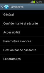 Samsung I8730 Galaxy Express - Internet - Configuration manuelle - Étape 20