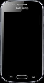 Samsung Galaxy Trend - Premiers pas - Découvrir les touches principales - Étape 2