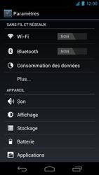 Samsung I9250 Galaxy Nexus - Internet - Configuration manuelle - Étape 4