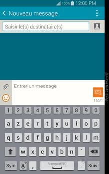 Samsung N915FY Galaxy Note Edge - Mms - Envoi d