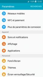 Samsung Galaxy J3 (2016 (J320) - MMS - configuration manuelle - Étape 5