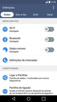 LG G4 - Internet no telemóvel - Como ativar os dados móveis -  4