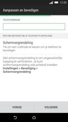 HTC One M8s - Toestel - Toestel activeren - Stap 27