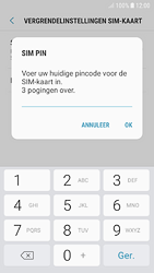 Samsung galaxy-s7-android-oreo - Beveiliging en ouderlijk toezicht - Hoe wijzig ik mijn SIM PIN-code - Stap 8
