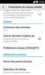 Huawei Ascend Y330 - MMS - Configuration manuelle - Étape 5