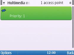 Nokia E5-00 - Mms - Manual configuration - Step 12