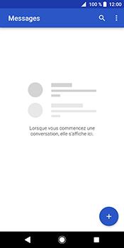 Sony Xperia XZ2 - Contact, Appels, SMS/MMS - Envoyer un MMS - Étape 4