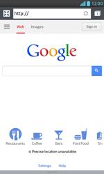 LG E975 Optimus G - Internet - Internet browsing - Step 5