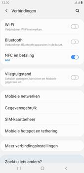 Samsung galaxy-j4-plus-dual-sim-sm-j415fn-android-pie - WiFi - Mobiele hotspot instellen - Stap 5