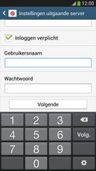 Samsung I9195 Galaxy S IV Mini LTE - E-mail - e-mail instellen: POP3 - Stap 13