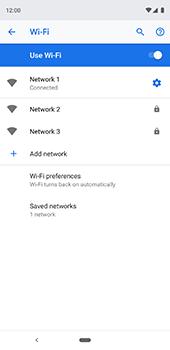 Google Pixel 3XL - Wi-Fi - Connect to a Wi-Fi network - Step 9
