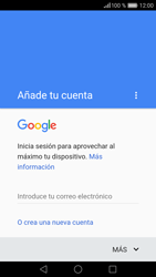 Huawei P9 Lite - E-mail - Configurar Gmail - Paso 9