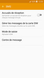 Samsung J500F Galaxy J5 - SMS - Configuration manuelle - Étape 8