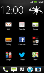 HTC Desire 500 - Email - Sending an email message - Step 3