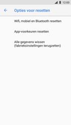 Nokia 5 - Android Oreo - Toestel reset - terugzetten naar fabrieksinstellingen - Stap 6
