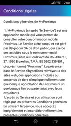 Sony E2003 Xperia E4 G - Applications - MyProximus - Étape 11