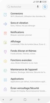 Samsung Galaxy S9 - MMS - configuration manuelle - Étape 5
