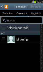 Samsung Galaxy S3 Mini - E-mail - Escribir y enviar un correo electrónico - Paso 6