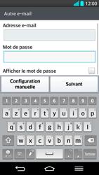 LG G2 - E-mails - Ajouter ou modifier un compte e-mail - Étape 7