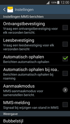 Samsung I9301i Galaxy S III Neo - MMS - probleem met ontvangen - Stap 6