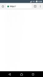 Sony Xperia XA1 (G3121) - Internet - Hoe te internetten - Stap 5