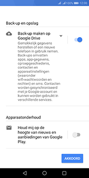 Huawei Mate 10 Pro Dual-SIM (Model BLA-L29) - Applicaties - Account aanmaken - Stap 17
