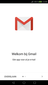 Huawei Mate S - E-mail - e-mail instellen (gmail) - Stap 5