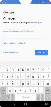 Huawei P20 - E-mail - Configuration manuelle (gmail) - Étape 9