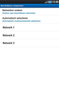Samsung P1000 Galaxy Tab - Buitenland - Bellen, sms en internet - Stap 9