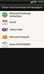 HTC T328e Desire X - E-mail - Configuration manuelle - Étape 5