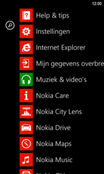 Nokia Lumia 920 LTE - Internet - Internetten - Stap 2