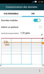 Huawei Y3 - Internet - Configuration manuelle - Étape 5