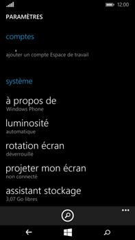 Microsoft Lumia 640 XL - Device maintenance - Retour aux réglages usine - Étape 5