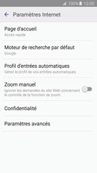 Samsung A5 (2016) - Internet - Configuration manuelle - Étape 22