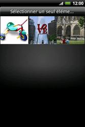 HTC A510e Wildfire S - MMS - envoi d'images - Étape 10