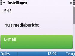 Nokia E5-00 - E-mail - handmatig instellen - Stap 29