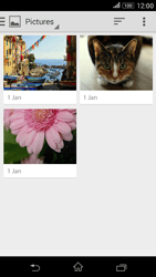 Sony E2003 Xperia E4 G - Mms - Sending a picture message - Step 15