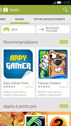 Bouygues Telecom Ultym 4 - Applications - Télécharger une application - Étape 6